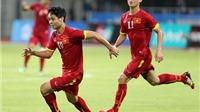 U23 Việt Nam 5-1 U23 Malaysia: Công Phượng lập cú đúp, U23 Việt Nam tạo mưa bàn thắng