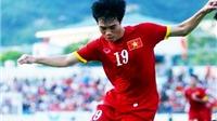 U23 Việt Nam 5-1 U23 Malaysia: Văn Toàn lốp bóng đẹp mắt, ấn định chiến thắng cho U23 Việt Nam