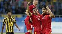 CHÙM ẢNH: Công Phượng thăng hoa, CĐV Việt Nam mở hội ở Bishan