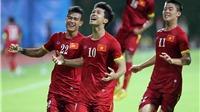 CHẤM ĐIỂM U23 Việt Nam: Điểm 10 cho Công Phượng