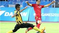 U23 Việt Nam 5-1 U23 Malaysia: Thời của U23 Việt Nam đã tới