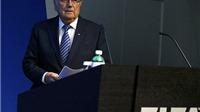 Toàn văn bài phát biểu từ chức Chủ tịch FIFA của Sepp Blatter