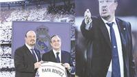 Với Rafael Benitez, Real Madrid sẽ ném tiền qua cửa sổ?