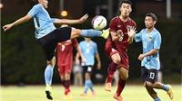 15h00 ngày 4/6, U23 Thái Lan - U23 Malaysia: Tiễn người Mã