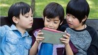 Trẻ em dùng iPad, smartphone: Đâu là điểm dừng?