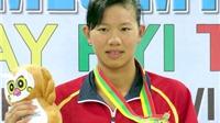 Ánh Viên: 'Cô gái thép' ở SEA Games 2015