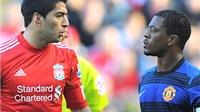 Luis Suarez tái ngộ Patrice Evra: Trận chung kết của 'nghệ thuật hắc ám'