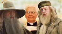 """Hai lão phù thủy trong """"Harry Potter"""" và """"Chúa nhẫn""""… cưới nhau"""