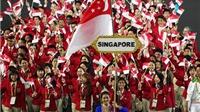 Singapore làm tất cả để VĐV dự SEA Games 2015 cảm thấy 'như ở nhà'