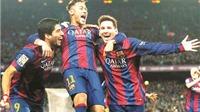 Chung kết Champions League: Ngay cả Juve cũng không ngăn được MSN của Barca!