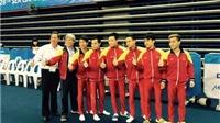 Thể dục dụng cụ đồng đội nam mang về huy chương vàng cho Việt Nam