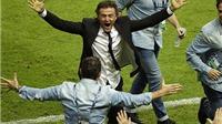 Giành 'cú ăn ba', Luis Enrique vẫn nói chưa chắc chắn ở lại Barca