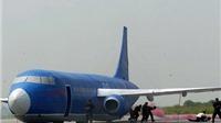 Sét đánh sân bay Cát Bi, máy bay phải chuyển sang hạ cánh ở Nội Bài