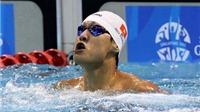 Hoàng Quý Phước giành huy chương đồng nội dung 100m tự do nam