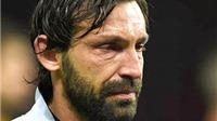 Juventus: Andrea Pirlo đã khóc vì bất lực, và khóc cho ngày chia tay
