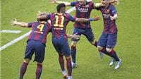 Barca lần thứ 5 vô địch Champions League: Chức vô địch của tinh thần tập thể