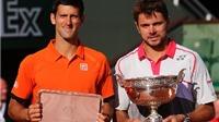 Những pha bóng giúp Wawrinka đánh bại Djokovic CK Roland Garros 2015