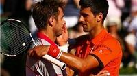 Novak Djokovic thừa nhận Stan Wawrinka giỏi hơn