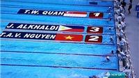 SEA Games 2015: Ngày KHÔNG vàng của Ánh Viên trên đường đua xanh
