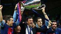 Chủ tịch Barcelona xác nhận Luis Enrique sẽ ở lại Camp Nou