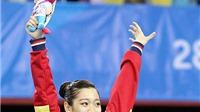 'Cô gái vàng' Hà Thanh: 'Em nhiều chấn thương lắm rồi chị ơi'