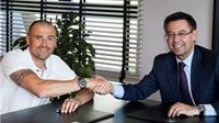 Luis Enrique CHÍNH THỨC gia hạn hợp đồng với Barca đến năm 2017