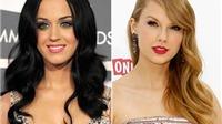 Katy Perry bị đồn hát phản pháo Taylor Swift