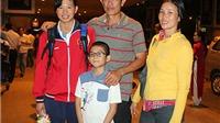 Ba của Ánh Viên: 'Con tôi có hiếu lắm, bao nhiêu tiền thưởng gửi hết về xây nhà'