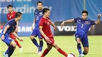 U23 Việt Nam - U23 Thái Lan 1-3: Sự sụp đổ của hệ thống 3 trung vệ