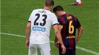 Trận Barca - Deportivo ở vòng cuối Liga bị nghi dàn xếp tỷ số
