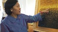 Tổng lãnh sự Thái Lan tại TP.HCM 'tầm sư học đạo' sơn mài Việt Nam để thành họa sĩ