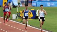 Điền kinh Việt Nam đoạt 'cú đúp' vàng ở cự li 1500m