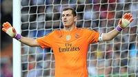 Casillas: Đã đến lúc nói câu giã từ
