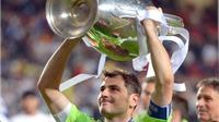 Casillas đã trở thành tượng đài ở Bernabeu như thế nào?