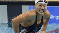 HLV đội bơi Thái Lan: 'Ánh Viên là NGƯỜI ĐẶC BIỆT'