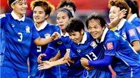 VCK World Cup nữ 2015: Chiến thắng lịch sử của Thái Lan