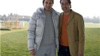 Tôi và Del Piero: Từ một buổi trưa với huyền thoại