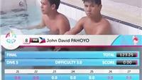 Nhảy cầu như đùa tại SEA Games 28, VĐV Philippines vẫn… tự hào