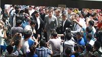 Del Piero ngạc nhiên trước sự cuồng nhiệt của tifosi Việt Nam