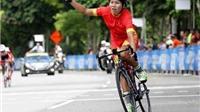 Bị VĐV Thái Lan chơi xấu, Nguyễn Thị Thật vẫn giành HCV đua xe đạp