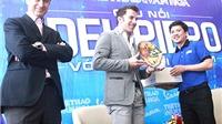 Del Piero ngạc nhiên vì nhiều người Việt đi xe máy