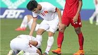 U23 Việt Nam – U23 Myanmar 1-2: Thật không thể tin nổi