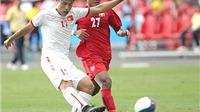 HLV Miura: 'Khả năng ghi bàn kém là vấn đề của bóng đá Việt Nam'