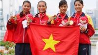 Trở thành hiện tượng tại SEA Games 2015, Việt Nam đã là 'cường quốc' rowing