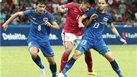 19h30 ngày 15/6 U23 Thái Lan - U23 Myanmar: Người Thái ở một tầm khác