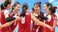 Bóng chuyền nữ Việt Nam vào chung kết