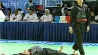 Thua 4/6 trận chung kết: Ngày buồn của Pencak silat Việt Nam