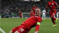 Slovenia 2-3 Anh: Thêm 1 bàn nữa, Rooney sẽ là chân sút số 1 trong lịch sử tuyển Anh