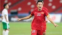 Huy Toàn tỏa sáng, Công Phượng kiến tạo đẳng cấp, U23 Việt Nam giành HCĐ