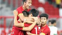 U23 Việt Nam 5-0 U23 Indonesia: Tạm biệt SEA Games bằng nụ cười